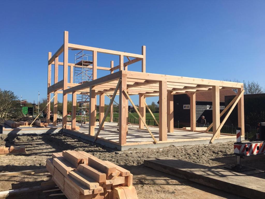 houtconstructie