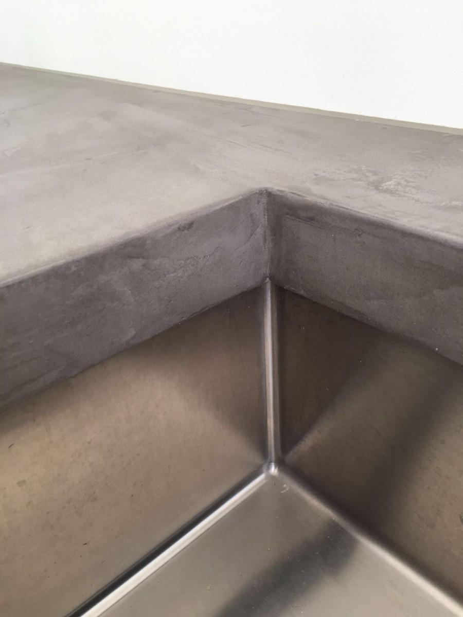 beton aanrechtblad