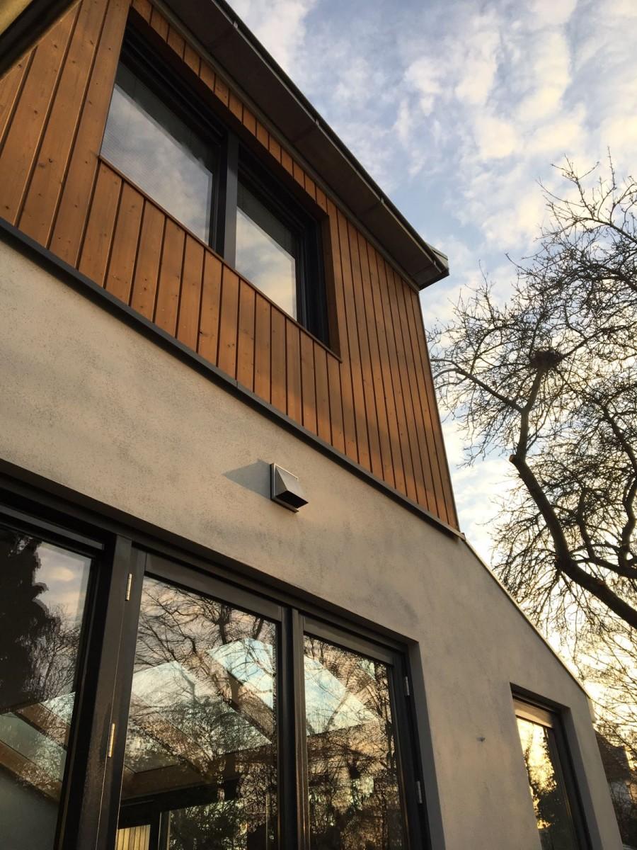 Woning renovatie en aanbouw