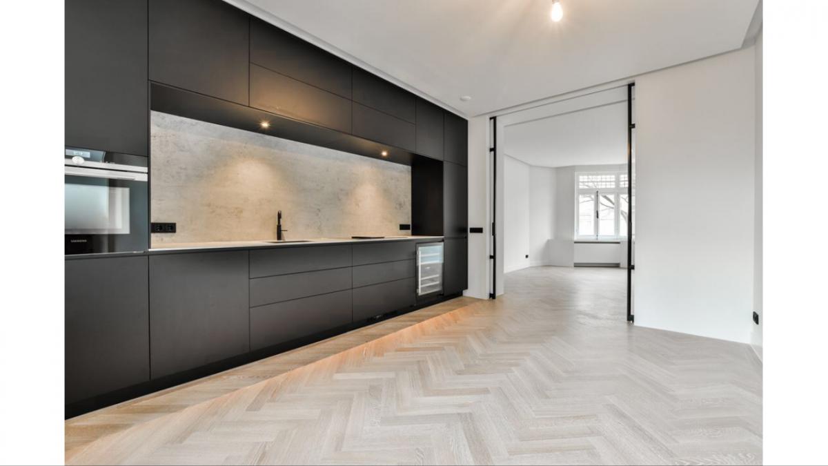 Schommel In Huis : Hout en huis in stijl
