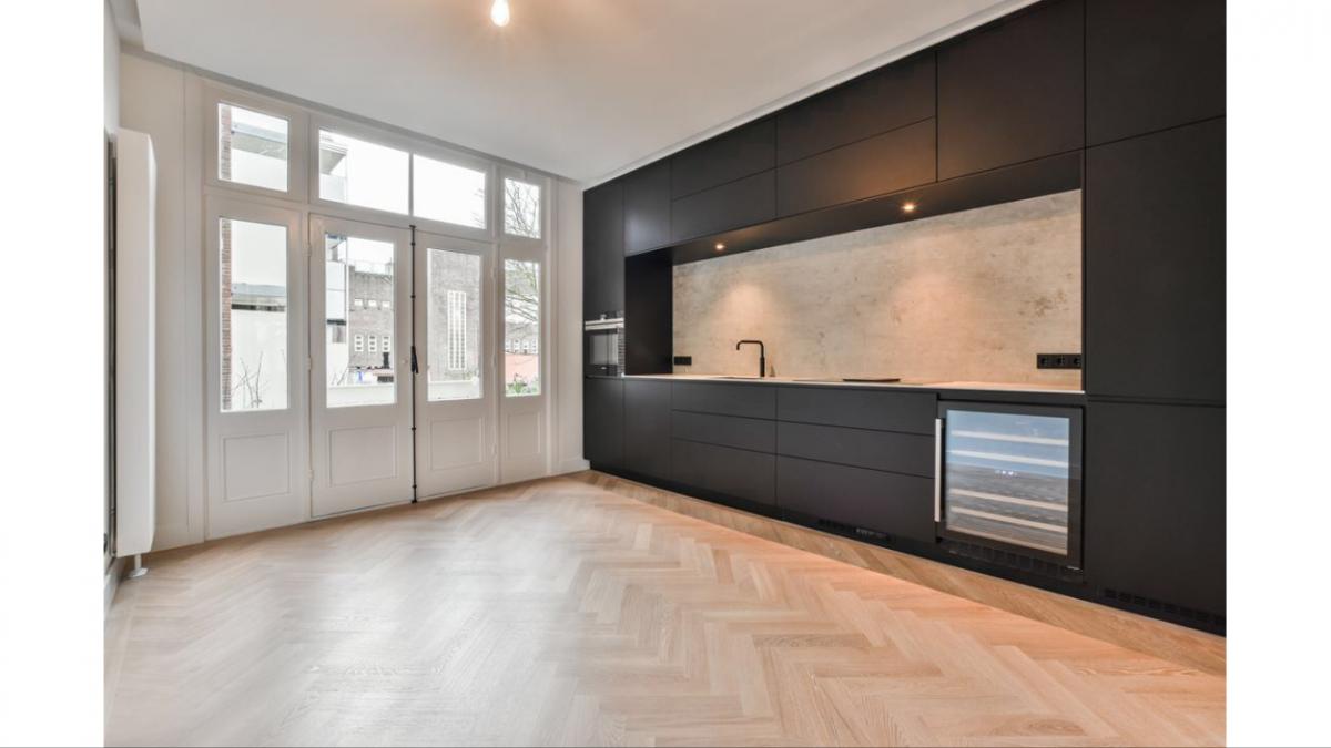 Awesome mat zwarte keuken keukens apparatuur