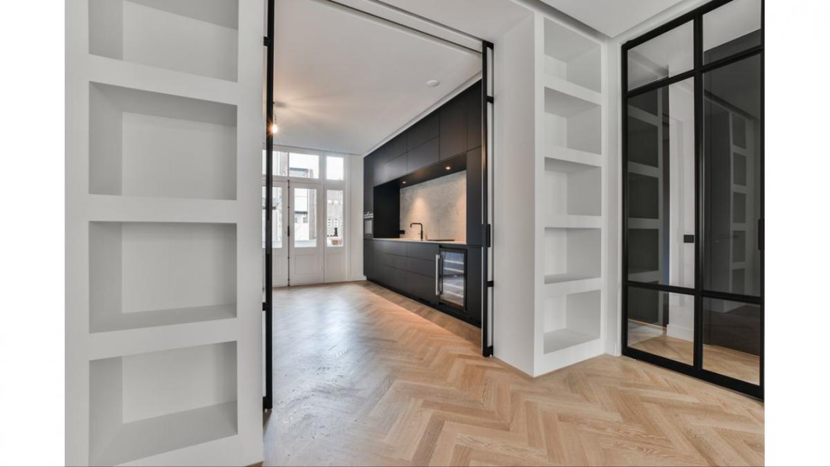 Stalen deuren u2013 hout en huis in stijl